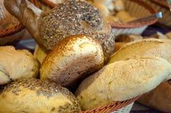 shoppar läckra nya för bröd fotografering för bildbyråer