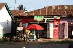 shoppar mombasa Royaltyfria Bilder
