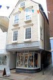 Shoppe georgiano del worlde di Olde Fotografia Stock