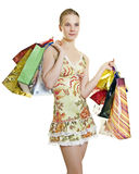 Shopper Royalty Free Stock Image