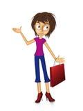 Shopper Royalty Free Stock Image