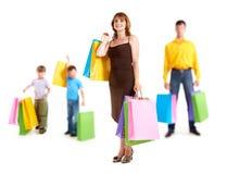 Shopper Stock Image
