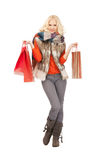 Shopper Stock Photo