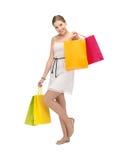 Shopper Royalty Free Stock Photography