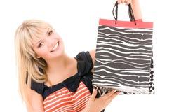 Shopper Royalty Free Stock Photo