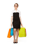 Shopper Royalty Free Stock Photography