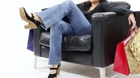 Shopper Relaxing