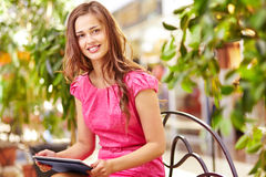 Shopper at rest Stock Photography