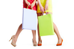 Shoppers Stock Photos