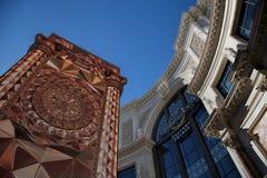 Shoppes форума на дворце Caesars Стоковая Фотография