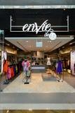 Shoppes bei Marina Bay Sands Lizenzfreie Stockfotos