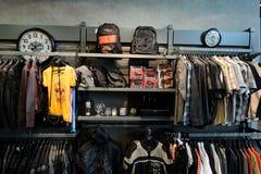 Shoppes bei Marina Bay Sands Lizenzfreie Stockfotografie