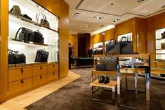 Shoppes en Marina Bay Sands Fotos de archivo
