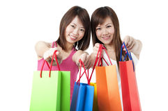 Shoppgin Stock Image