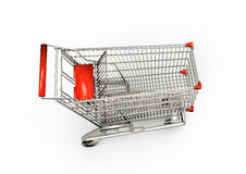 Shoppin cart Stock Photography