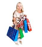 Shopping! Royalty Free Stock Image
