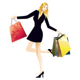Shopping Royalty Free Stock Photos