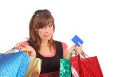 shopping Arkivbilder