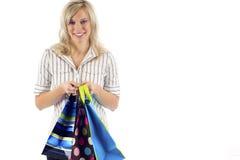 Shopping! Stock Photo