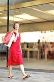 shopping Royaltyfri Bild