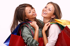 Shopping Royalty Free Stock Image