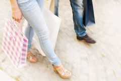In the shopping Stock Images