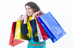 From shopping Stock Photography