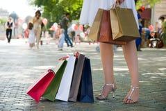 Shopping stock image