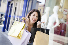 shopping Στοκ Φωτογραφίες