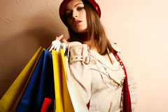 Shopping! Stock Image