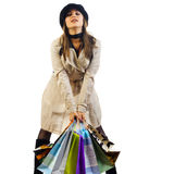 Shopping! Stock Photography