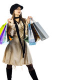Shopping! Royalty Free Stock Image