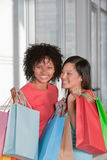 Shopping! Royalty Free Stock Photography