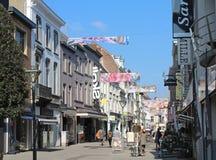 Shopping Aalst Fotografia de Stock Royalty Free