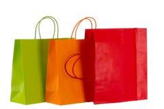 Shopping addiction Stock Photography