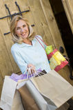 Shopping again Stock Photography