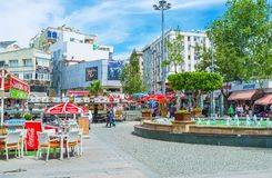 Shopping in Antalya Stock Photo