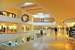 Shopping arcade, hong kong. The long interconnecting walkways of the popular shopping arcade, pacific place, hong kong Royalty Free Stock Images