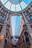 Shopping arcade Passage in The Hague, Netherlands Stock Photo