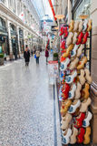 Shopping arcade Passage in The Hague, Netherlands Stock Images