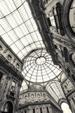 Shopping art gallery in Milan, Italy Stock Photo