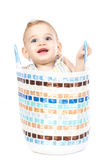 Shopping for baby concept Royalty Free Stock Photo
