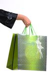 Shopping bag Stock Images
