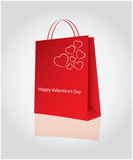Shopping bag stock illustration