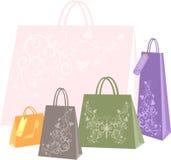 Shopping bag Stock Photos