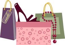 Free Shopping Bag Stock Image - 18456361