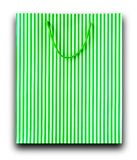 Shopping Bag-2. (clipping path included Stock Photography