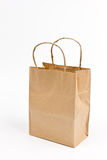 Shopping bag. On white background Royalty Free Stock Image