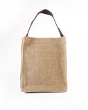 Shopping bag. Isolated on white background royalty free stock photography