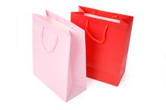 Shopping Bag Royalty Free Stock Images